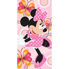Kinder Badetuch Minnie Mouse 070, Faro, Minnie Mouse