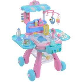Kinder Spielend Set Mama, Multiglob